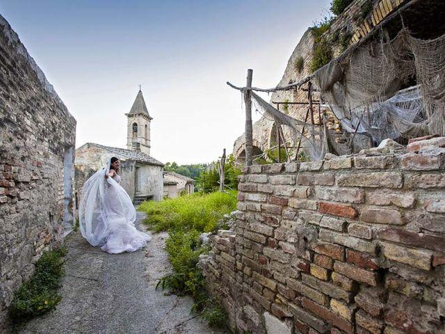 Il matrimonio di Gianluca e Silvia a San Benedetto del Tronto, Ascoli Piceno 10