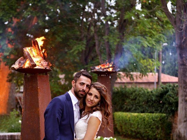 le nozze di Tanja e Marco