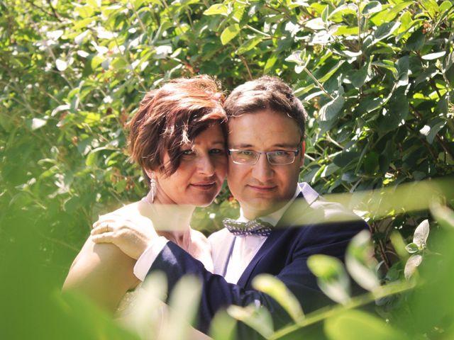 le nozze di Antonella e Ivan