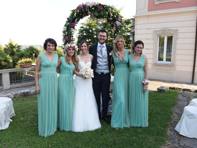 Il matrimonio di Annalisa e Fabio a Erba, Como 1