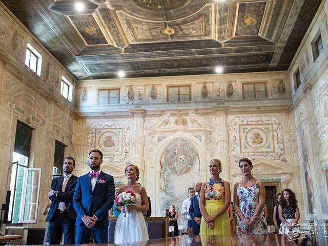 Il matrimonio di Enrico e Mariangela a Ferrara, Ferrara 13