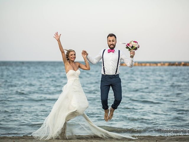 Il matrimonio di Enrico e Mariangela a Ferrara, Ferrara 21