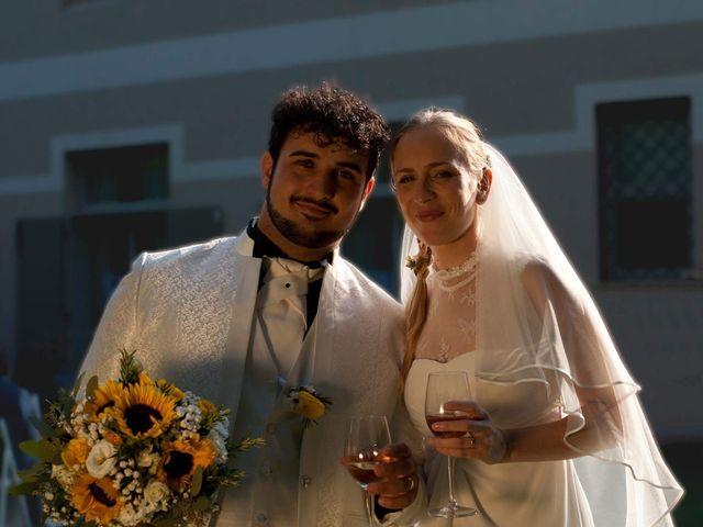 Il matrimonio di Francesco  e Giulia  a Voghiera, Ferrara 3