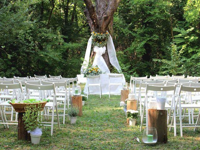 Il matrimonio di Francesco  e Giulia  a Voghiera, Ferrara 6