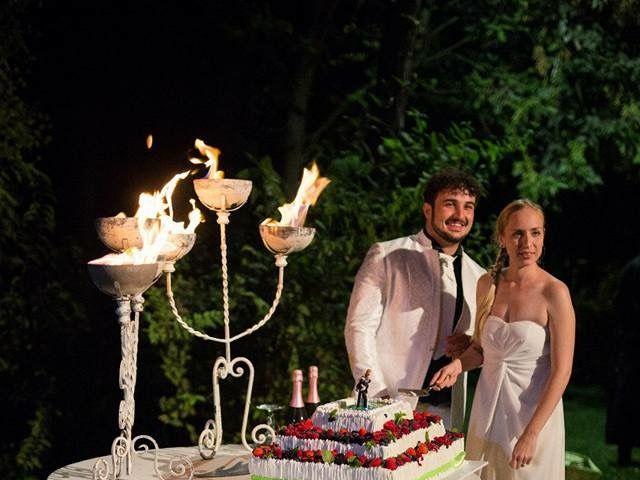 Il matrimonio di Francesco  e Giulia  a Voghiera, Ferrara 7