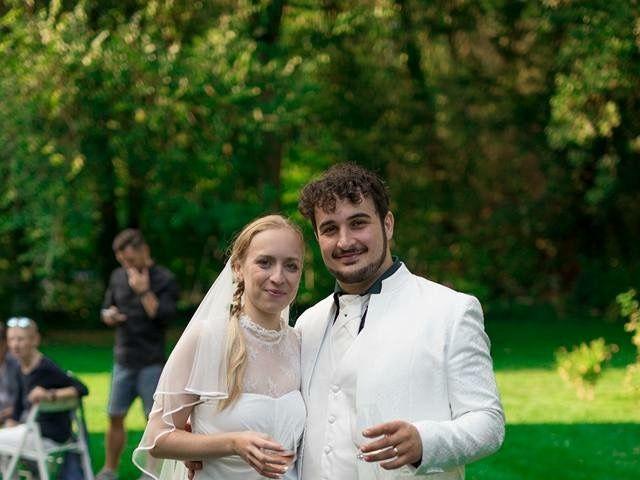 Il matrimonio di Francesco  e Giulia  a Voghiera, Ferrara 8