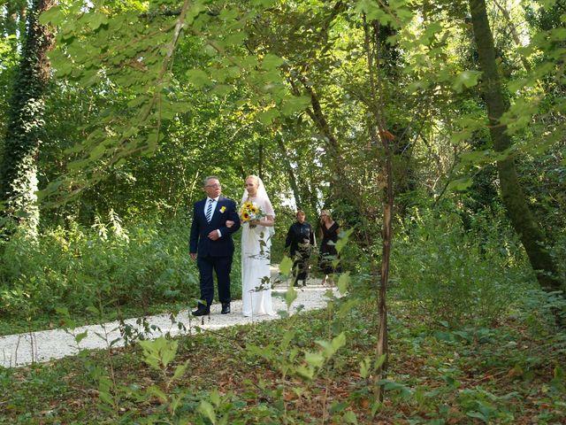 Il matrimonio di Francesco  e Giulia  a Voghiera, Ferrara 11