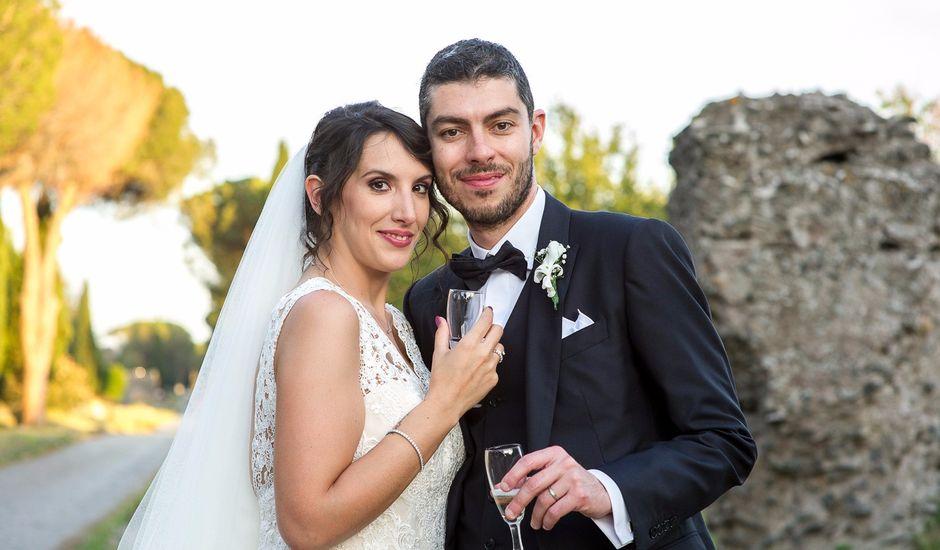Il matrimonio di Paolo e Laura a Roma, Roma