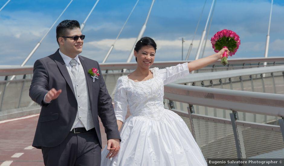 Il matrimonio di Gianluca e Evelyn a Pescara, Pescara