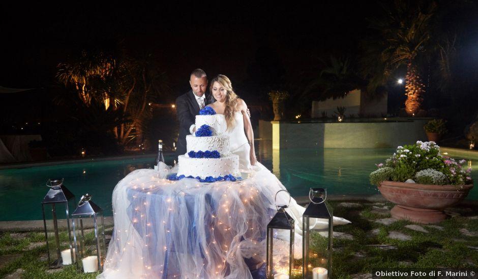 Il matrimonio di Fabrizio e Eugenia a Roma, Roma