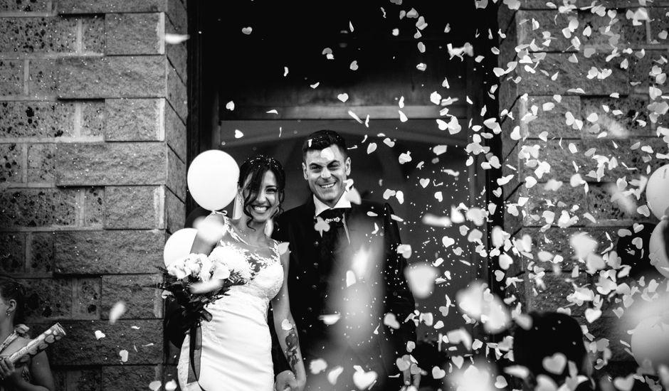 Il matrimonio di Marco  e Moira a Graffignano, Viterbo