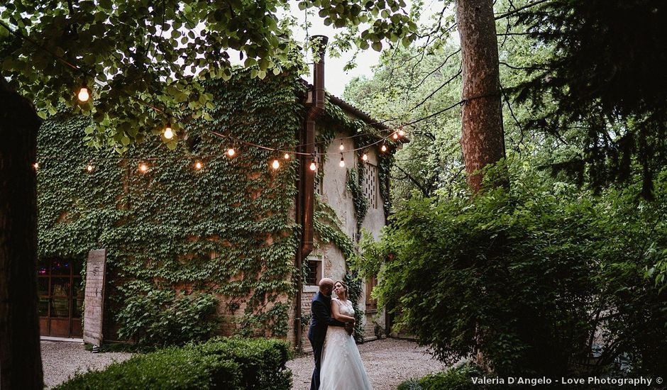 Il matrimonio di Matteo e Agnese a Castello di Godego, Treviso