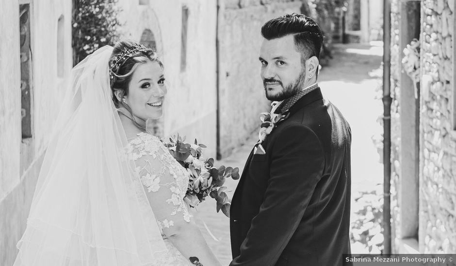 Il matrimonio di Simone e Sonia a Pistoia, Pistoia
