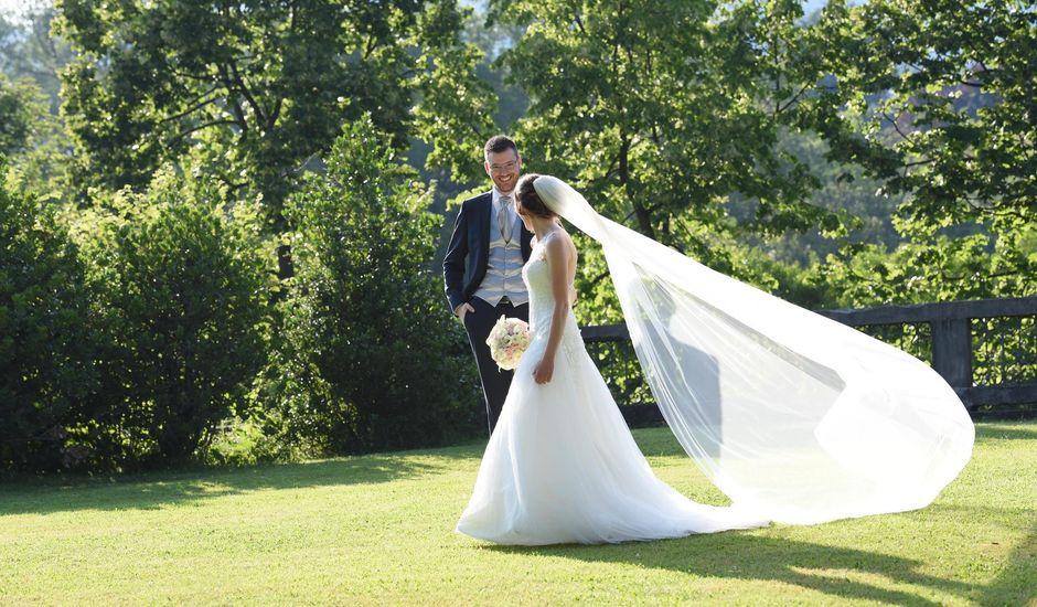 Il matrimonio di Annalisa e Fabio a Erba, Como