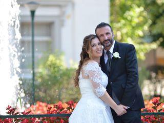 Le nozze di Marina e Domenico
