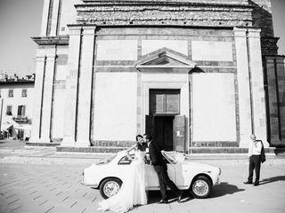 Le nozze di Giuditta e Giovanni