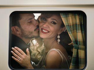Le nozze di Francesca e Pietro