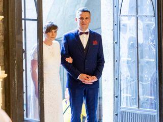 Le nozze di Natalia e Mariusz 1