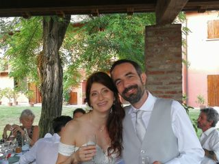 Le nozze di Gaia e Simone