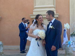Le nozze di Paola e Simone 1