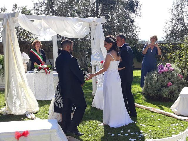 Il matrimonio di Stefano e Marika a Canino, Viterbo 4