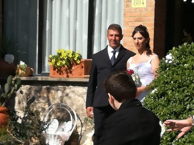 Il matrimonio di Stefano e Marika a Canino, Viterbo 5
