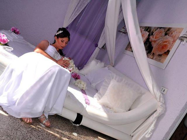 Il matrimonio di Stefano e Marika a Canino, Viterbo 8