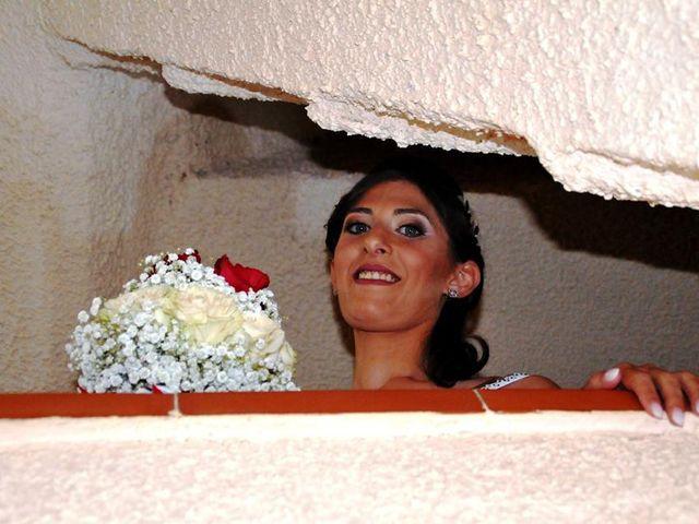 Il matrimonio di Stefano e Marika a Canino, Viterbo 9