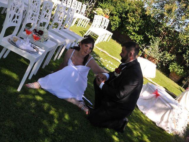 Il matrimonio di Stefano e Marika a Canino, Viterbo 10