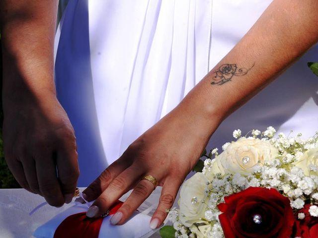 Il matrimonio di Stefano e Marika a Canino, Viterbo 13