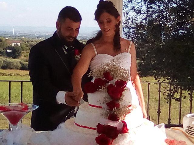 Il matrimonio di Stefano e Marika a Canino, Viterbo 20