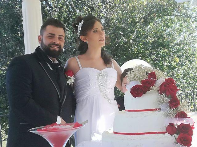 Il matrimonio di Stefano e Marika a Canino, Viterbo 21
