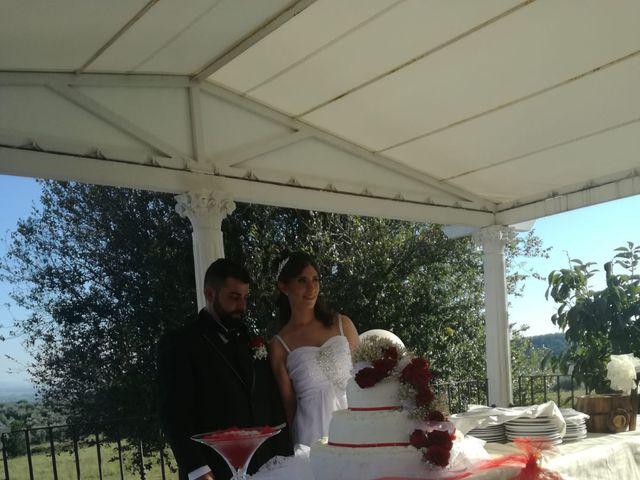 Il matrimonio di Stefano e Marika a Canino, Viterbo 24