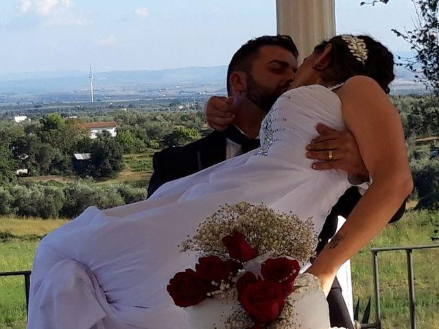 Il matrimonio di Stefano e Marika a Canino, Viterbo 1