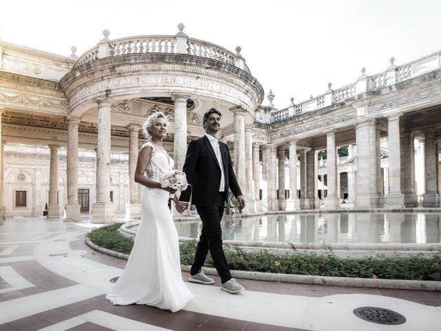 le nozze di Anastasia e Nicola