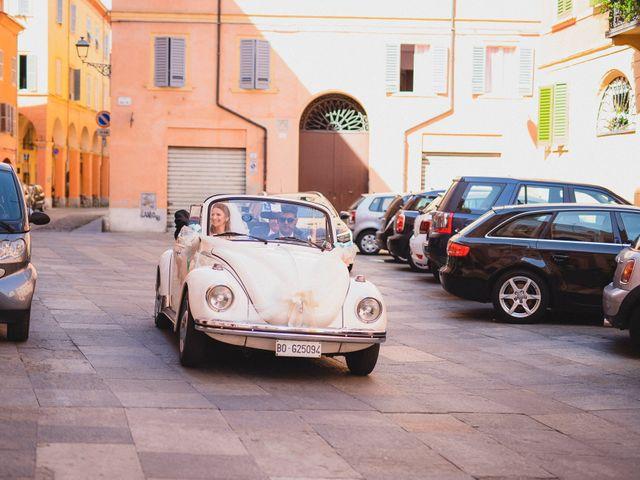 Il matrimonio di Danilo e Erisa a Modena, Modena 30