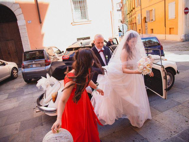 Il matrimonio di Danilo e Erisa a Modena, Modena 32