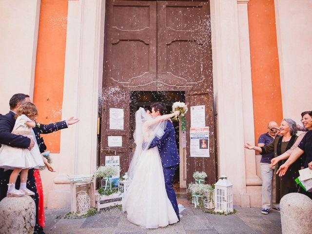 Il matrimonio di Danilo e Erisa a Modena, Modena 39
