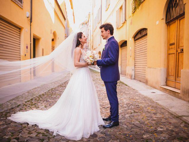 le nozze di Erisa e Danilo