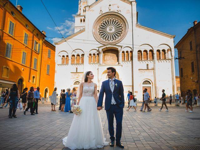 Il matrimonio di Danilo e Erisa a Modena, Modena 57
