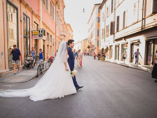 Il matrimonio di Danilo e Erisa a Modena, Modena 61
