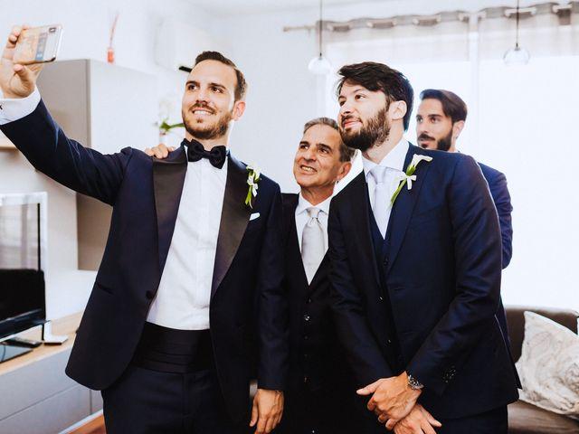 Il matrimonio di Fabio e Marta a Roma, Roma 8