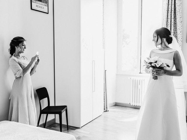 Il matrimonio di Fabio e Marta a Roma, Roma 18