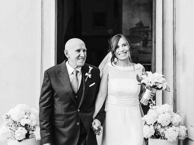 Il matrimonio di Fabio e Marta a Roma, Roma 19