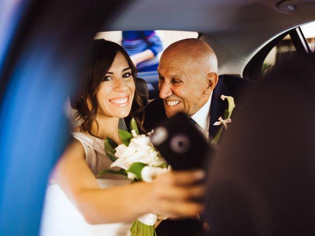 Il matrimonio di Fabio e Marta a Roma, Roma 20
