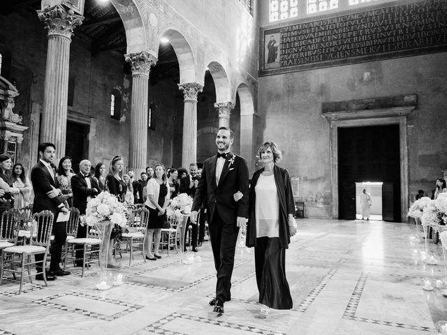 Il matrimonio di Fabio e Marta a Roma, Roma 21
