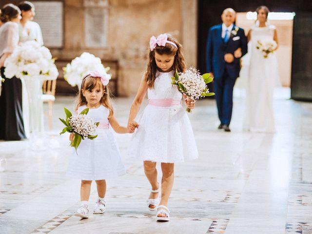 Il matrimonio di Fabio e Marta a Roma, Roma 22