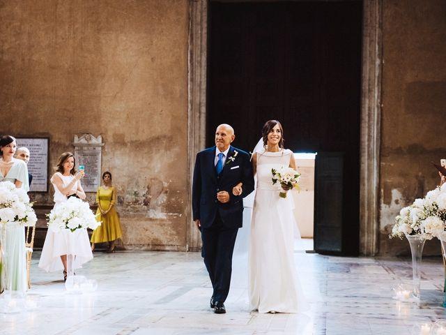 Il matrimonio di Fabio e Marta a Roma, Roma 23