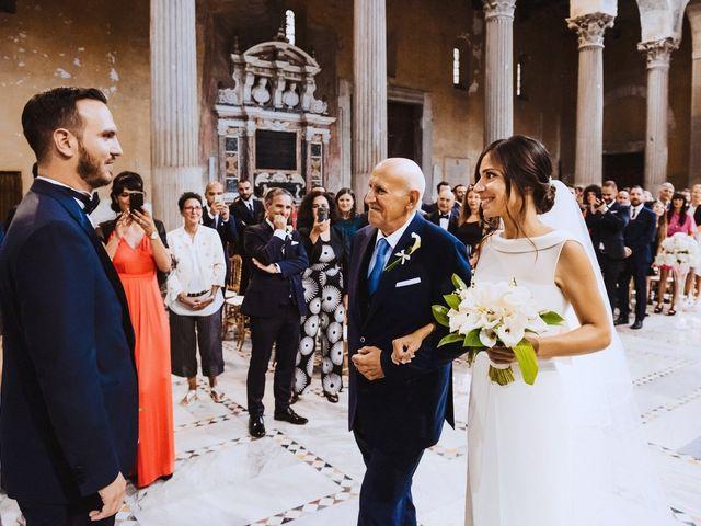 Il matrimonio di Fabio e Marta a Roma, Roma 25