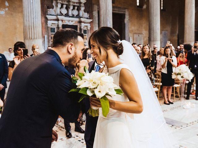 Il matrimonio di Fabio e Marta a Roma, Roma 26